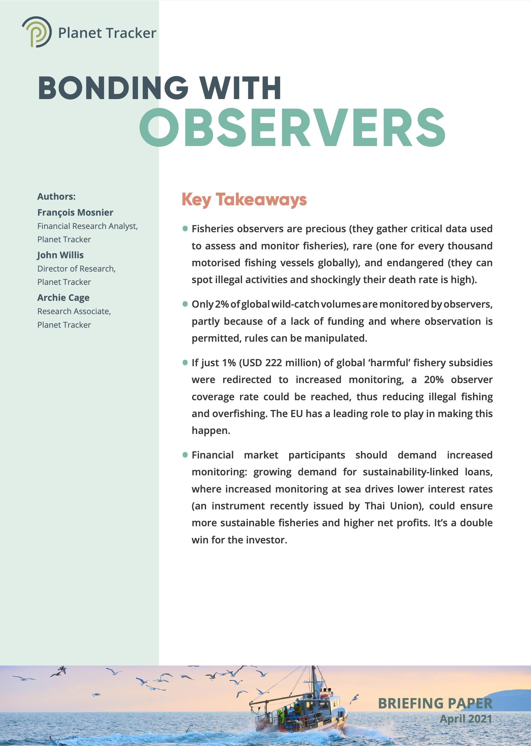 Img Bonding Observers