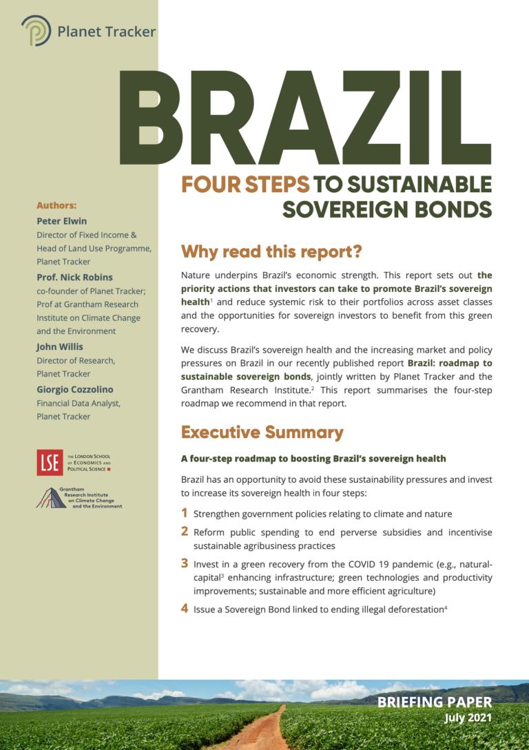 Brazil 4 Steps